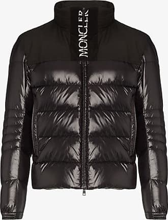 5f125be62 Black Moncler® Coats: Shop up to −40% | Stylight