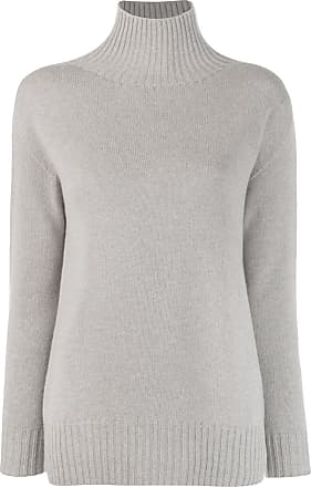 Max Mara relaxed-fit cashmere jumper - Cinza