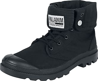 5483afea063 Palladium Baggy Army TRNG Camp - Unisex-Känga - svart