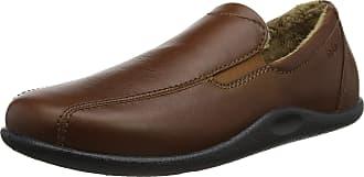 Hotter Relax, Men Low-Top Slippers, Brown (Dark Tan 021), 11 UK (46 EU)
