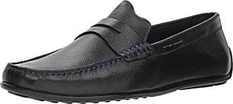 Donald J Pliner Mens IGOR-TF Loafer, Black, 13 D US