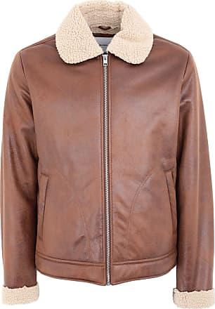 Bruna & beigefärgade jackor i coola modeller |