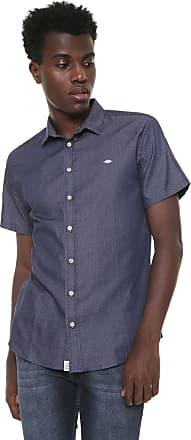Triton Camisa Triton Reta Comfort Azul
