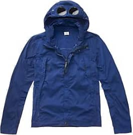 C.P. Company C.P. Firma Nycra Goggle Jacket Estate Blue - blue | 54 - Blue/Blue