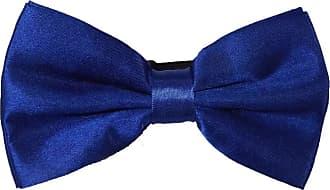 Morenna Pimentta Gravata Borboleta Com Regulador Adulto E Infantil (Infantil, Azul Royal)