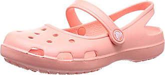 e0618db3235c04 Crocs Crocs Shayna Damen Durchgängies Plateau Ballerinas