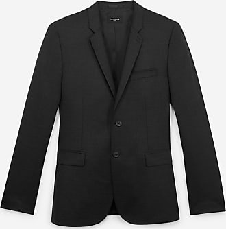 The Kooples Grey formal jacket lined with wool - MEN