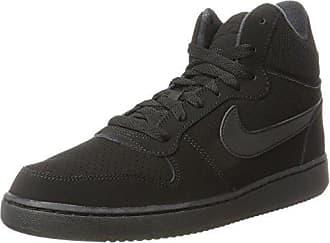 online store 143f5 3b823 Nike Court Borough Mid, Scarpe da Fitness Donna, Nero Black 002, 38.5 EU