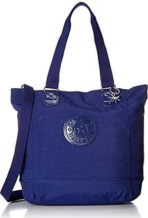 Kipling womens Shopper Combo Tote Bag, Cobalt Dream, One Size