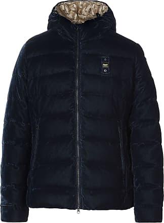 Blauer Jacken & Mäntel - Steppjacken auf YOOX.COM