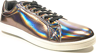 JD Williams JCM Sports Iridescent Fashion Trainers for Men UK Size 11