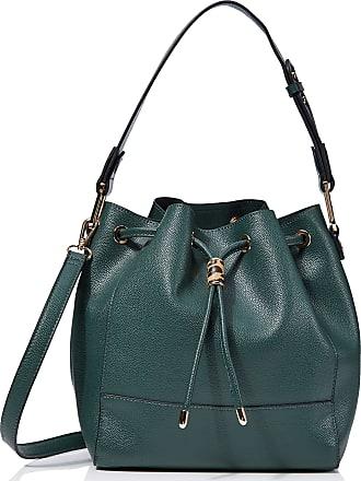 Hotter Womens Grace Shoulder Bag, Green (Forest Green), 24.5x26x60 cm (W x H x L)