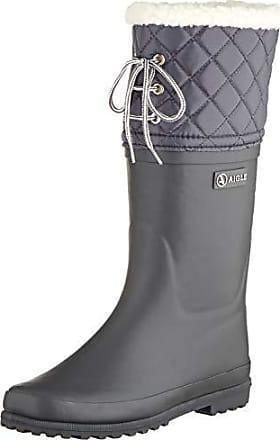 2018 Aigle Chaussures Bottines Noir Bottines Boots Icare