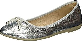 Silver ShoesBallerines FemmeArgenté36 EU Ladies fermé Metallic Xti Bout LGqSzVjMpU