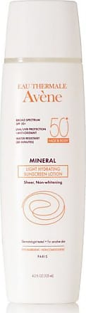 Avène Spf50+ Mineral Light Hydrating Sunscreen Lotion, 125ml - Colorless