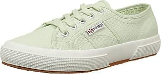 Superga 2750-cotu Classic, Unisex Adults Fashion Low-Top Trainers, Green, 5.5 UK (39 EU)