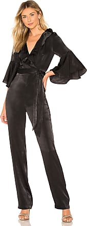 Tularosa Cherish Jumpsuit in Black