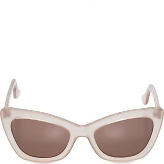 HELENA BORDON óculos Brooklyn Transparente Helena Bordon - Bege