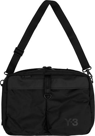 Yohji Yamamoto Holdall bag BLACK U