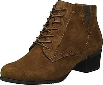 de589468c6c7c3 Jana Damen 25100 Chelsea Boots Braun (Cafe Suede 362) 37 EU