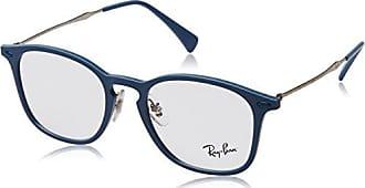Ray-Ban Herren Brillengestelle 0RX 8954 5756 48 Blau (Light Blue  Transparent) 09abe65aec