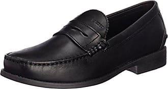 homme B Mocassins EU Geox 5 loafers Noir C9999 Damon U 42 RXqcFS6