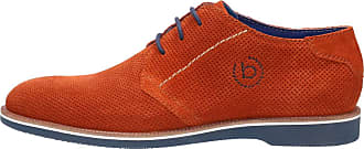 Bugatti Mens 311647061400 Derby Orange Size: 13 UK