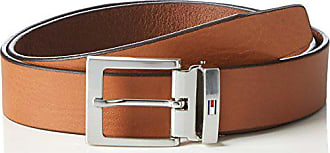 Tommy Hilfiger Adjustable Belt 3.5, Ceinture Homme, Beige (Dark Tan), 110 543c7c7de4a