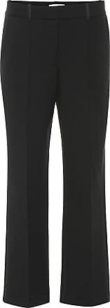 The Row Kalise mid-rise wide-leg pants