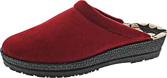 Rohde 2291 Neustadt-D Womens Slippers, schuhgröße_1:39 EU, Farbe:Red