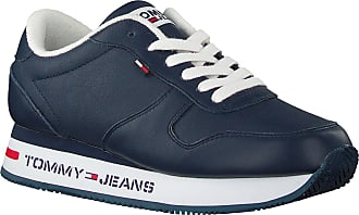 TOMMY HILFIGER, Sneakers Low, dunkelblau