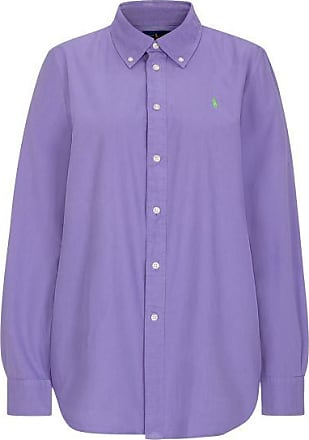 Polo Ralph Lauren Hemdbluse (Violett) - Damen