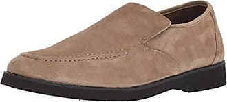 Hush Puppies Mens Bracco MT Slipon Loafer, Taupe Suede, 7 M US