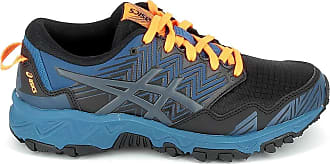 Asics Unisex Adults Gel-Fujitrabuco 8 Gs Track Shoe, Directoire Blue/Carrier Gray, 6.5 UK