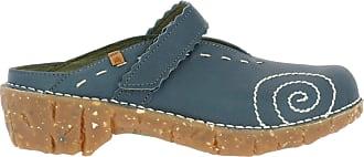 El Naturalista Women Mules NG96 Ladies Clogs & Mules Replacement Footbed,Loose Insert,Flat,Vaquero,38 EU / 5 UK