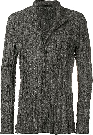 Issey Miyake pleated lightweight jacket - Grey