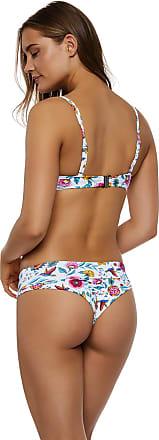 4ace00593e Banana Moon Bas de bikini : Taille haute IOTA MENGAL - Blanc