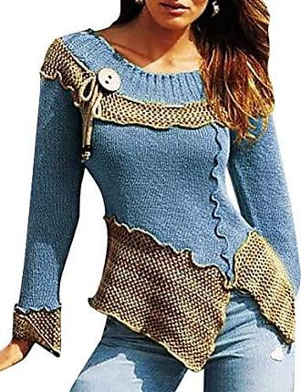 TOMWELL® Strickpullover für Damen: Jetzt ab 7,60 € | Stylight