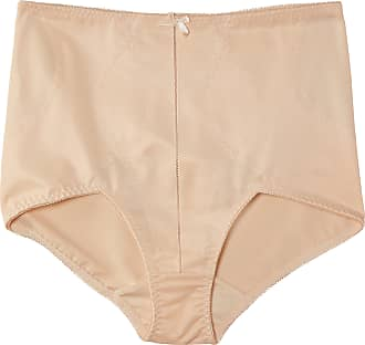 Naturana Womens Panty Girdle Control Knickers, Beige, 16 (Size: X-Large)