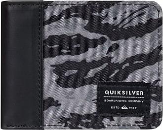 Quiksilver Freshness Plus - Bi-Fold Wallet - Men - M - Brown