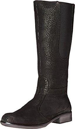 Naot Naot Womens Viento Boot, Black Crackle Leather, 35 EU/4.5-5 M US