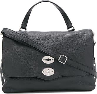 Zanellato fold-over tote bag - Black