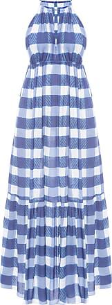 Dress To Vestido Longo Estampa Hidra - Azul
