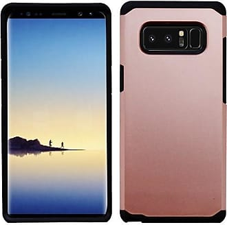 Mundaze Rose Gold Slim Double Layered Case For Samsung Galaxy Note 8 Phone