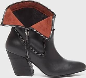 Kelsi Dagger Ingrid Boots Black Cuffed WomenS Boot 9.5