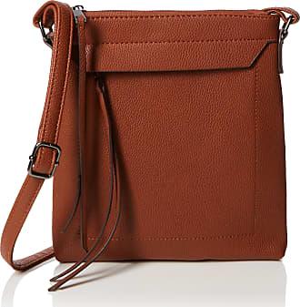 1b002cfa1644 New Look Womens Dilys Cross-Body Bag Brown (Tan)