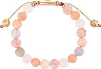 Nialaya faceted stone bracelet - PINK