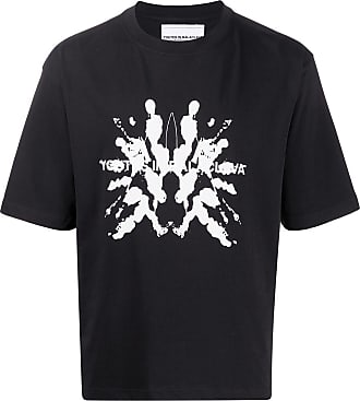Youths in Balaclava Camiseta com estampa Rorschach - Preto