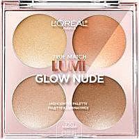 L'Oréal True Match Lumi Glow Nude Highlighter Palette