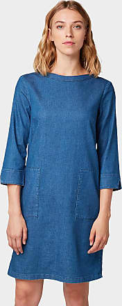 Tom Tailor Jeanskleid mit Taschen
